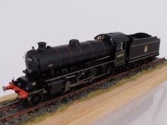R3242 BR (Early 2-6-0 Class K1 62015